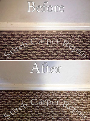 Carpet repair gap by wall Austin Round Rock Cedar Park Manor Bee Cave San Marcos