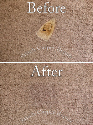 Carpet patch Iron burn repair Austin Round Rock Cedar Park Manor Bee Cave San Marcos