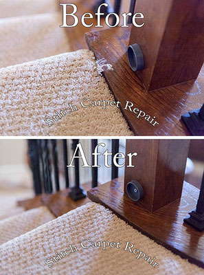 Carpet fraying repair Austin Round Rock Cedar Park Manor Bee Cave San Marcos
