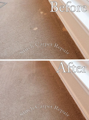 Carpet repair bleach spot stain patch Austin Round Rock Cedar Park Manor Bee Cave San Marcos