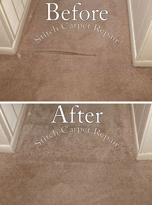 Carpet seam repair Austin Round Rock Cedar Park Manor Bee Cave San Marcos
