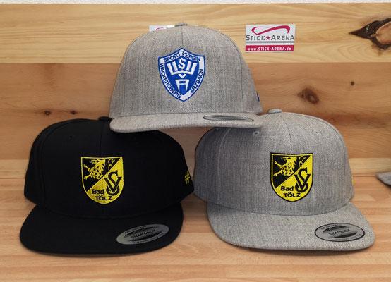 Cap bestickt SV Bad Tölz #vonbayernfürbayern