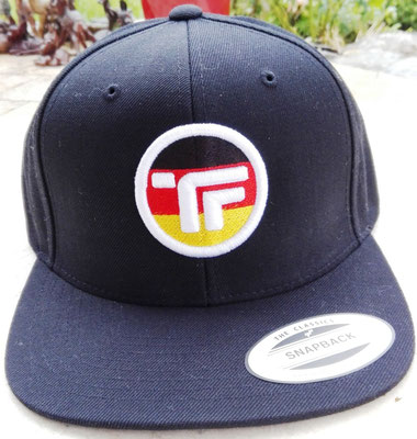 3d Stick Flexfit Snapback Cap