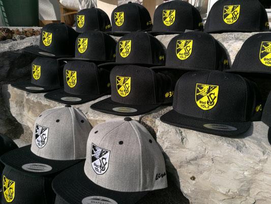 CAp bestickt mit Vereinslogo SV Bad Tölz #vonbayernfürbayern