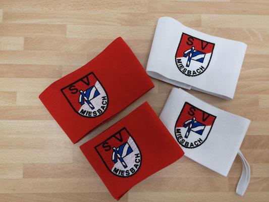 Kapitänsbinden bestickt SV Miesbach Fussball