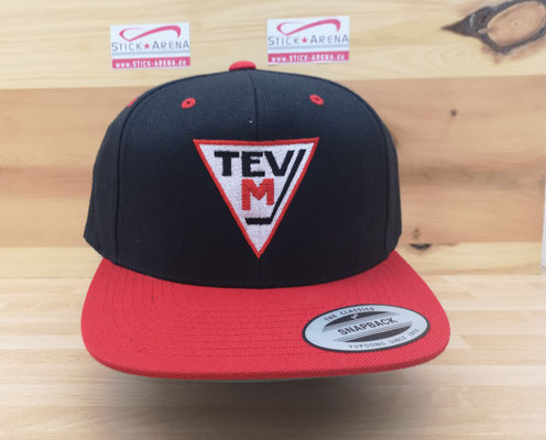 TEV Miesbach Eishockey Snapback Cap bestickt