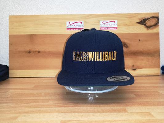Subaru Hans Willibald Cap bestickt