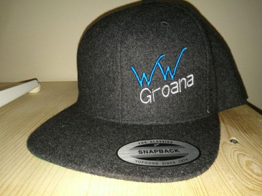 Wasserwacht Groana Cap bestickt