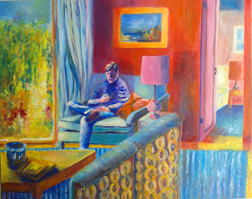 Oel-Intérieur - Thema Pierre Bonnard