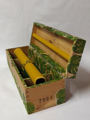 Schmuckkasten Argiano 2004 - 37 x 12 x 12 CHF 40.00