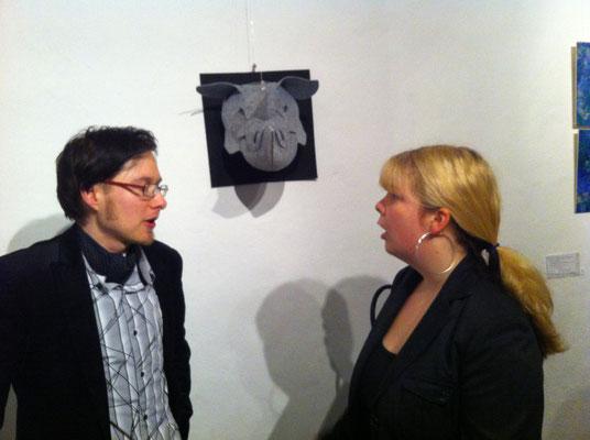 Im Gespräch mit Künstlerin Kerstin Haider