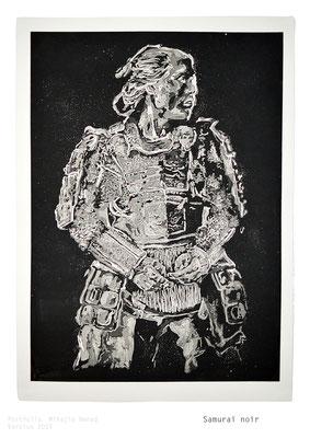 Kupferstich (Aquatinta) | Copper engraving 55 x 77cm