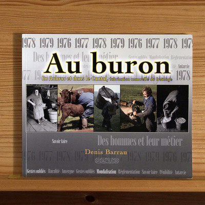 Buron Aubrac Cantal Fromage