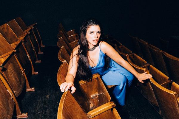 Jessica Puentes Martin © Elena Zaucke
