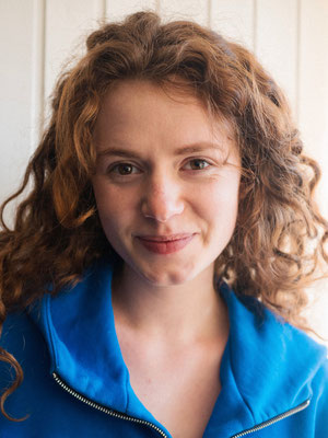 Nadja Sabersky © Lia Bardehle