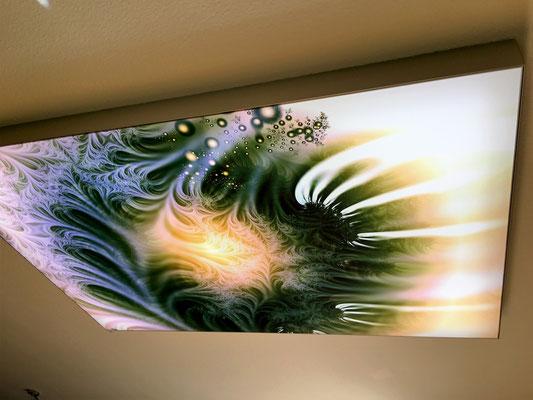 Deckenbild Produkt von frescovision