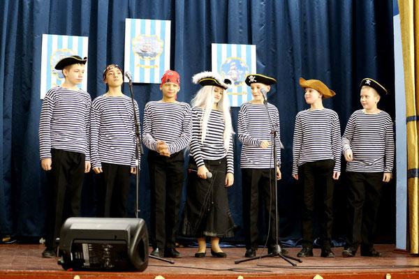 Навигацкая школа, Москва, 2019, Старт в Военно-морскую науку, конференция, кадеты