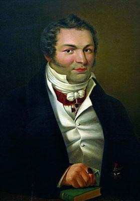 Матвей Яковлевич Мудров / Matvey Y. Mudrov