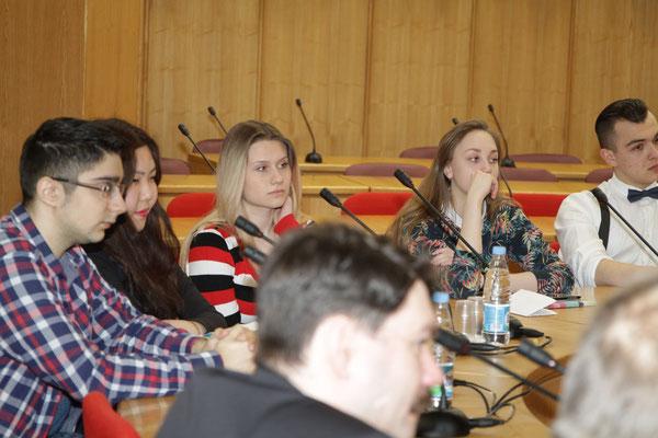 Финансовый университет при Правительстве Российской Федерации, экспертный совет по управлению миграционными рисками, Крым, Севастополь, 30 марта 2017