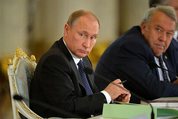 РАН_Президент_выборы_Путин В.