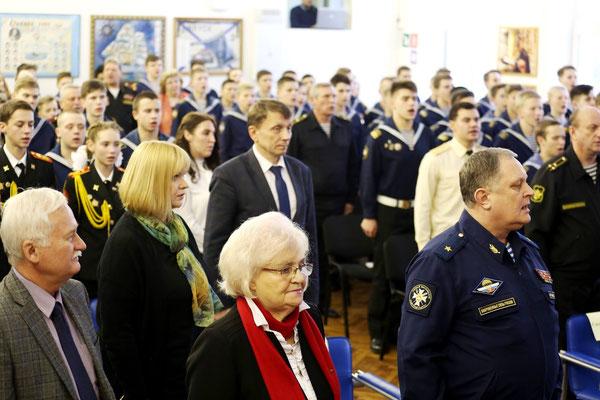 Навигацкая школа, Москва, 2019, Старт в Военно-морскую науку, конференция