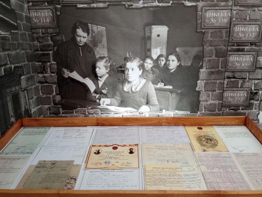 Блокада Ленинграда, выставка, Совет Федерации, Кирилл, Матвиенко