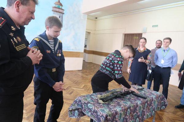 Навигацкая школа, Москва, набор, поступление, морской кадетский корпус