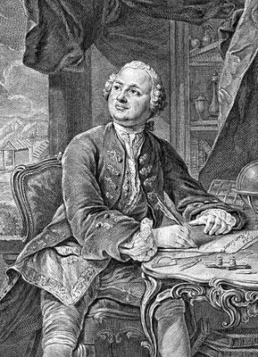 Михаил Васильевич Ломоносов / Mikhail V. Lomonosov