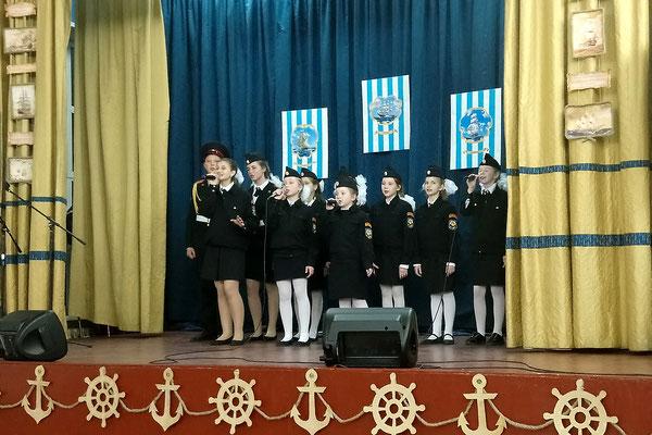 Навигацкая школа, Хор Таганских кадет