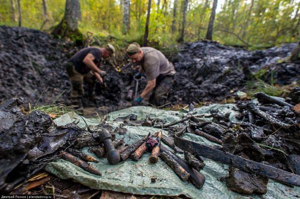 Демянск, поисковый отряд, Новгородская область, Без срока давности