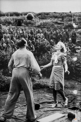 Фронтовая бригада, Великая Отечественная война