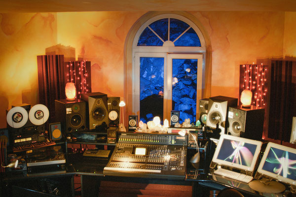 audiovision - controlroom