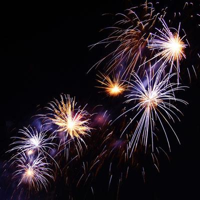 Feuerwerk - Foto: Hans Dieckmeyer