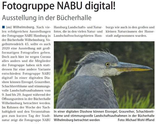 der neue Ruf-Wilhelmsburg-Ausgabe 23