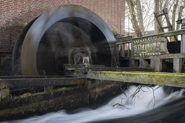 Horster Mühle - Foto: Holger Tobuschat