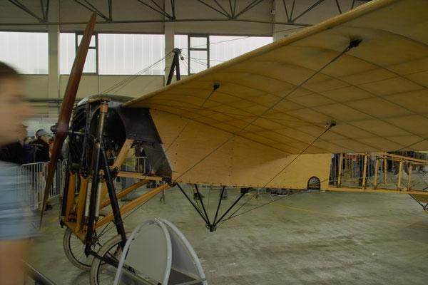 Blériot XI, Baujahr 1908 © Andreas U.