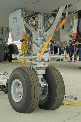 Bugrad eines Airbus A300 © Andreas U.