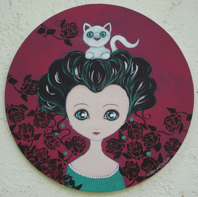 Geisha - Katze