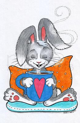 Schokolade zum Frühstück -  Mai 2021