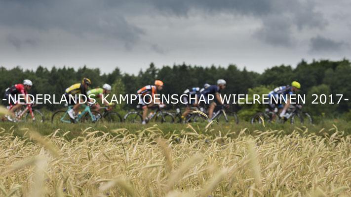 Nederlands Kampioenschap Wielrennen 2017