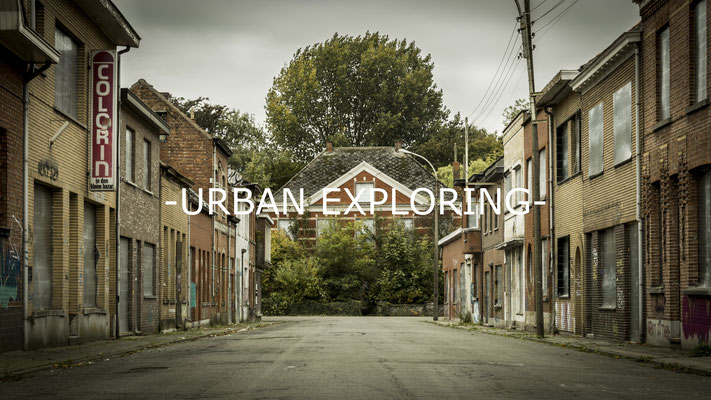 Urban Exploring
