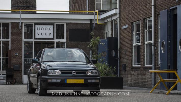 Volkswagen Golf 3 Convertible