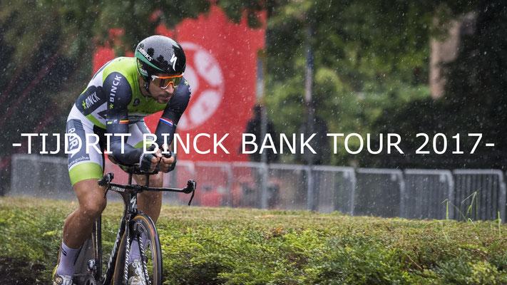 Tijdrit Binck Bank Tour 2017