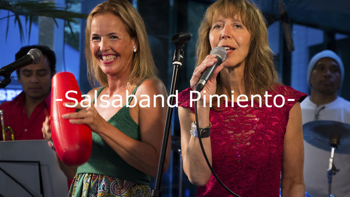 Salsaband Pimiento