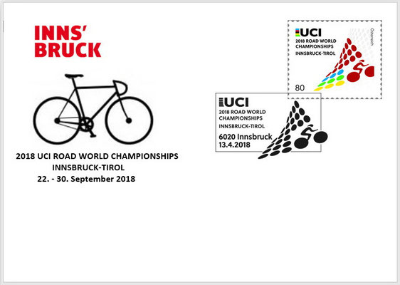 1 -UCI ROAD WORLD CHAMPIONSHIPS 2018