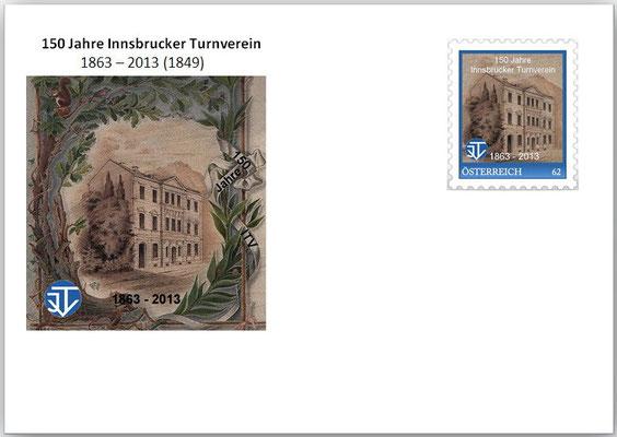 Brief: 3  Fallmerayerstraße 12 - Innsbruck