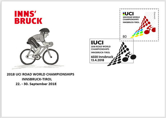 4 -UCI ROAD WORLD CHAMPIONSHIPS 2018