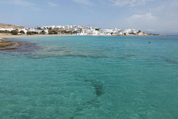 türkisblaues Meer