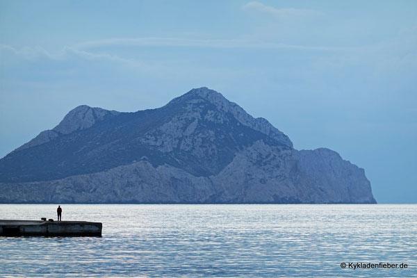 Amorgos, Blick auf Nikouria