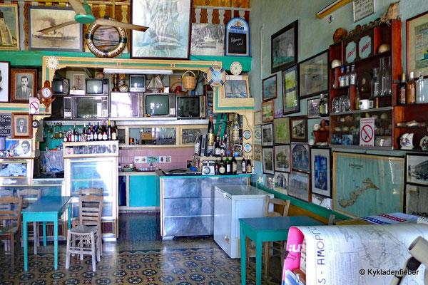 Amorgos, Prekas in Katapola